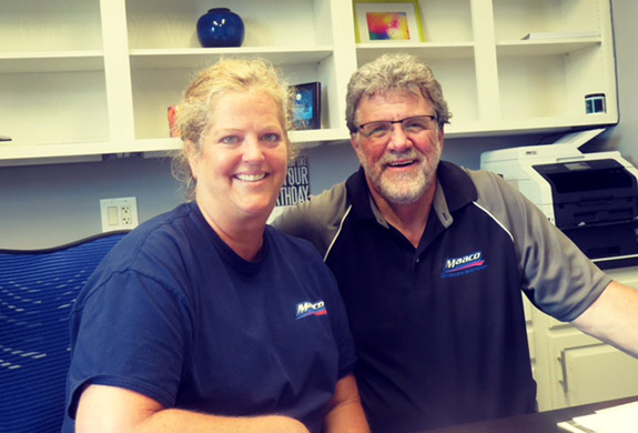 Sally and Jeff Besgrove recently opened a Maaco location on West Avenue in Waukesha.