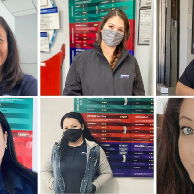 In a Predominately Male Industry, Many Women Find Success Within the Maaco Family