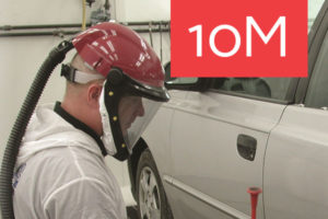 10M painted vehicles